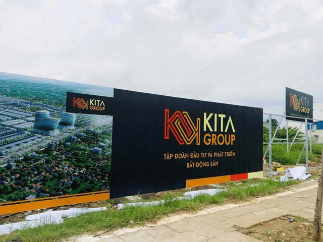 nhà mẫu stella võ văn kiệt - chủ đầu tư Kita Group