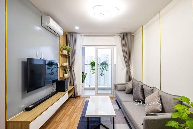 Giá căn hộ CIty Gate 2 - Phòng khách