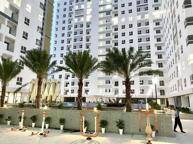 Giá căn hộ City Gate 2 - Khu công viên