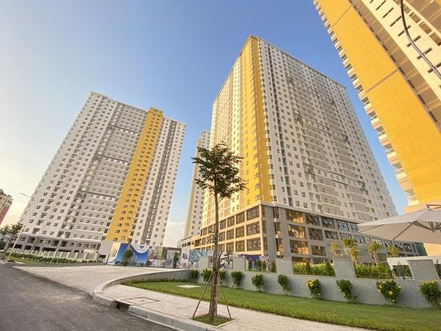 Giá căn hộ City Gate 2 - Công viên nội khu