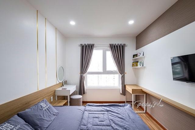 Phòng ngủ căn hộ City Gate 2