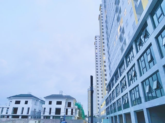 Giá căn hộ City Gate 2 - Khu shophouse