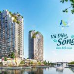 Toàn cảnh dự án căn hộ D Aqua Quận 8