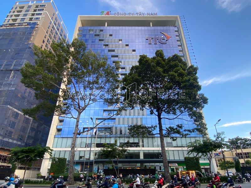 Văn phòng chủ đầu tư DHA Corp tại tòa nhà TTC Hoàng Văn Thu, Tân Bình, Tp. HCM