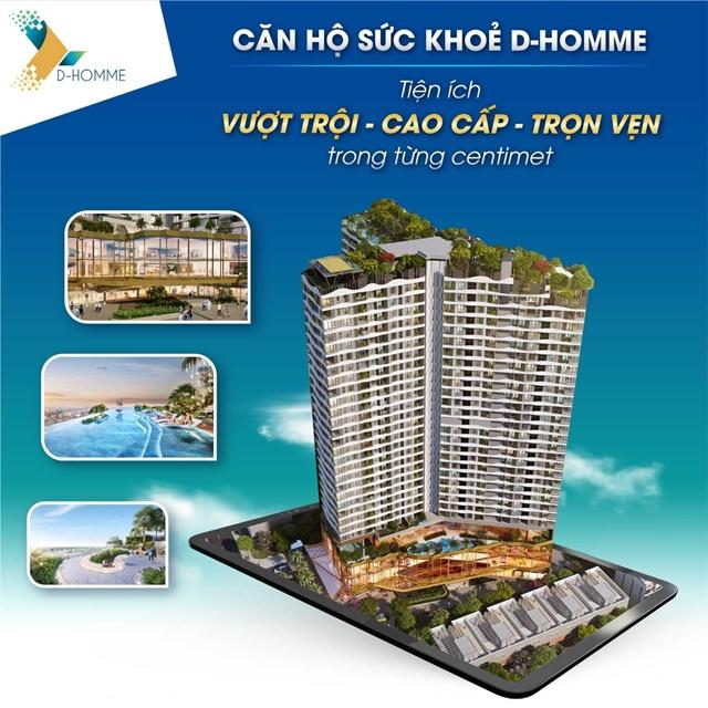 Tổng quan dự án D Homme Hồng Bàng