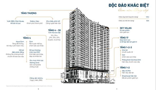 Dự án D Home Quận 6 - Thiết kế căn hộ
