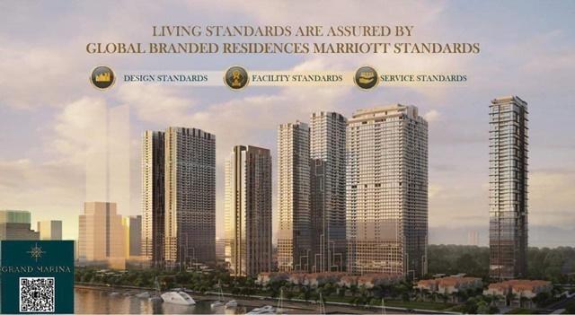 Thông tin dự án Grand Marina Ba Son Sài Gòn