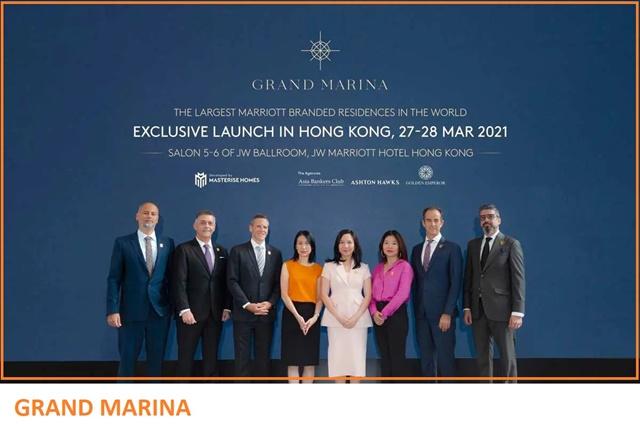 Thông tin chủ đầu tư Grand Marina Sài Gòn tập đoàn Masterise Homes