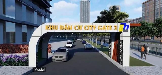 Dự án City Gate 3 Quận 8