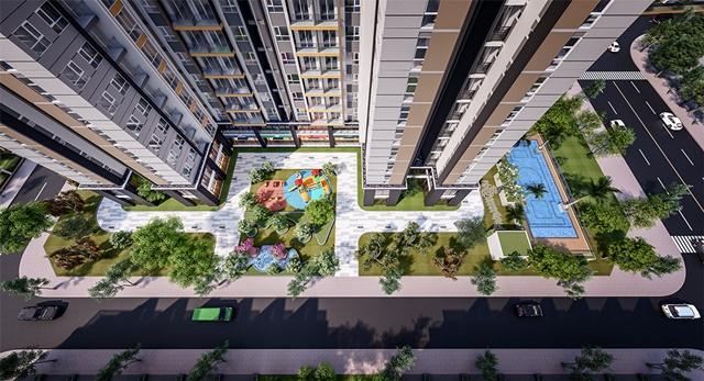 Dự án City Gate 5 - Tiện ích nội khu
