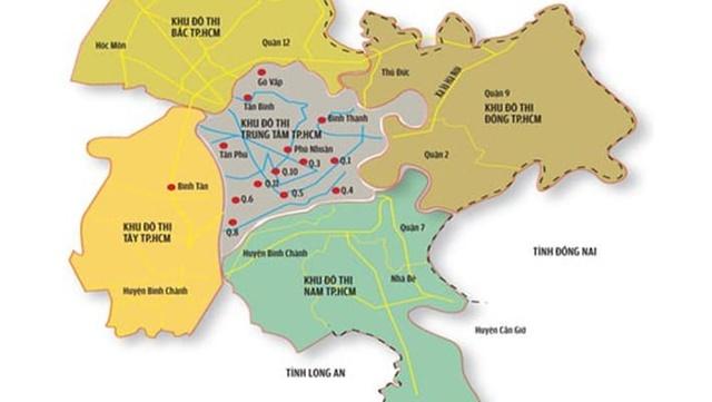 Khu Tây Sài Gòn bất động sản còn dư địa tăng giá