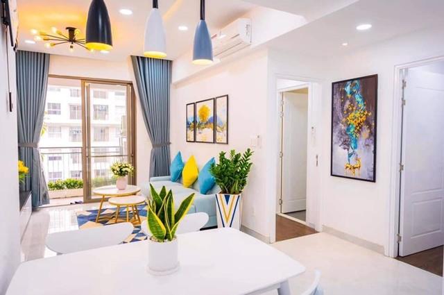 Nhà mẫu căn hộ Aurora Bến Bình Đông