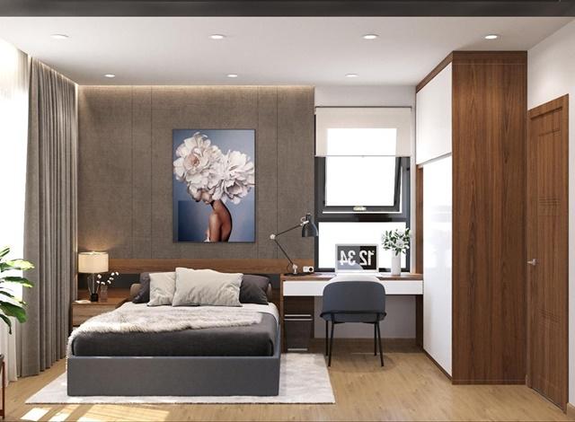 Giá bán City Gate 5 - Phòng ngủ lớn