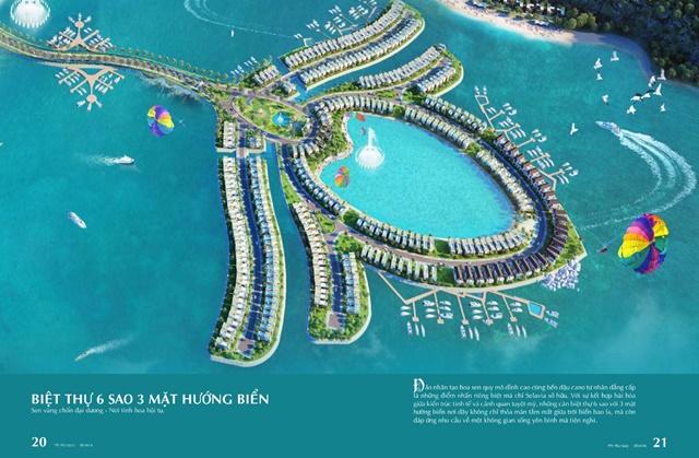 Selavia Phú Quốc- Quốc đảo nhân tạo đầu tiên tại Việt Nam
