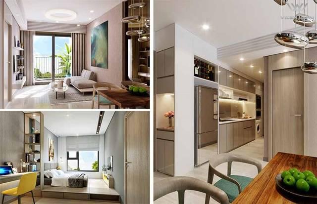 Thiết kế căn hộ Aio Bình Tân