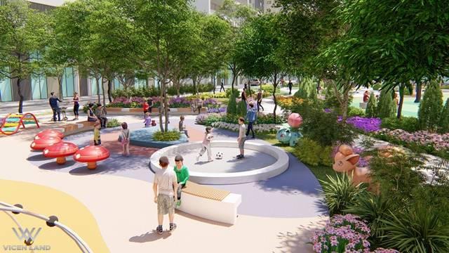 Tiện ích nội khu căn hộ Aio City Bình Tân