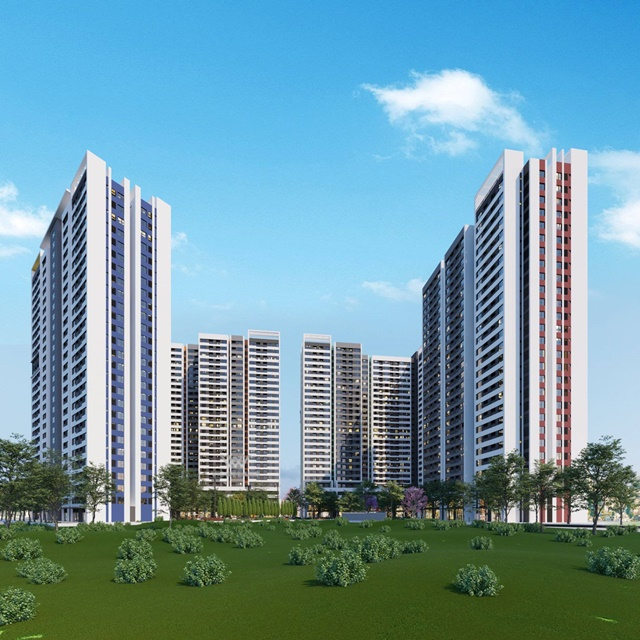 Toàn cảnh dự án Aio City Bình Tân