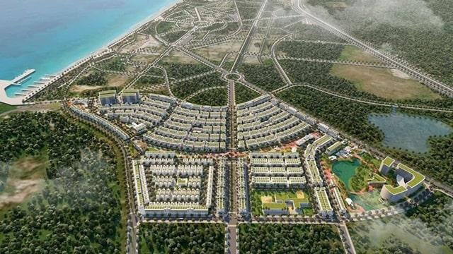Toàn cảnh dự án Meyhomes Capital Phú Quốc