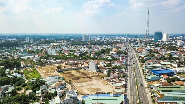 Hình cảnh cập nhật tiến độ dự án Opal City View tháng 07/ 2021