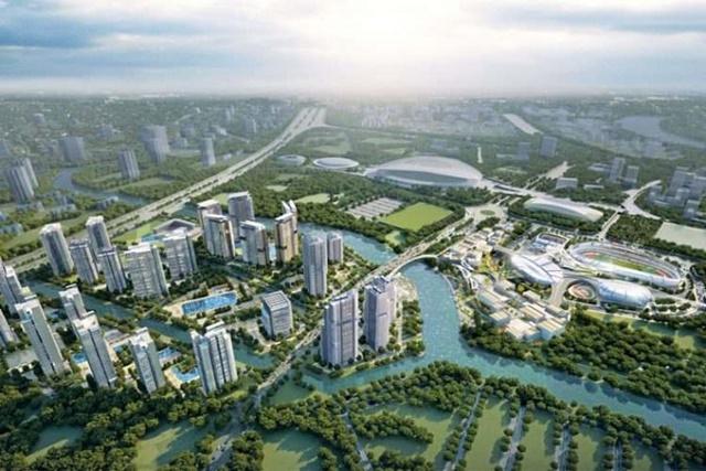 Dự án Khu đô thị Sài Gòn Bình An Quận 2
