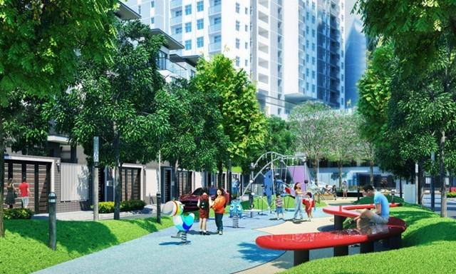 Tiện ích Khu đô thị Sài Gòn Bình An Quận 2