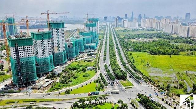 Khu đô thị Sài Gòn Bình An Quận 2