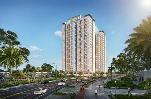 Hình ảnh dự án căn hộ Tecco Home An Phú Thuận An Bình Dương
