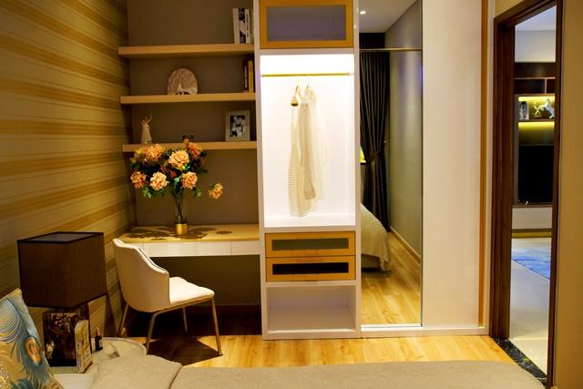 Thiết kế căn hộ The Pegasuite 2
