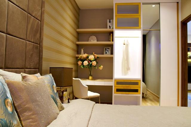 Nhà mẫu căn hộ Pegasuite 2 - Căn 2 phòng ngủ