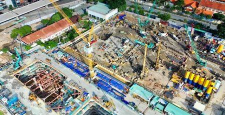 Tiến độ dự án Grand Marina Sài Gòn