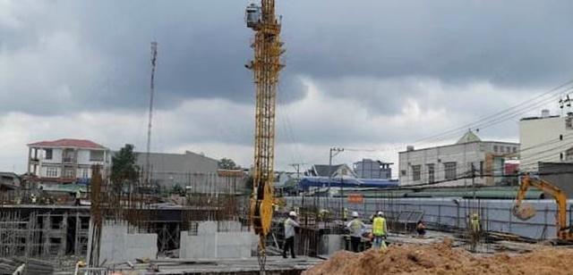 Tiến độ xây dựng Tecco Home Thuận An Bình Dương