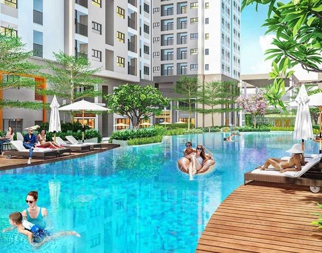 Tiện tích căn hộ Uni Park Nguyễn Văn Linh Bình Chánh