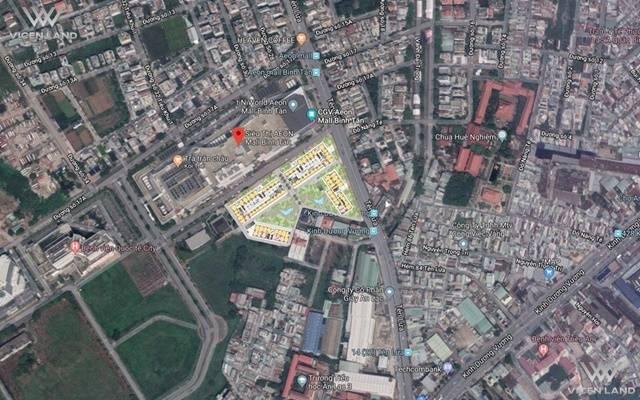 Liên kết vùng mạnh mẽ của Aio City Bình Tân