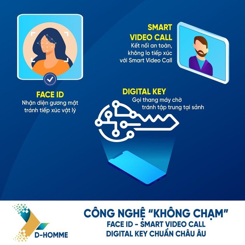 Căn hộ sức khỏe D-Homme Quận 6