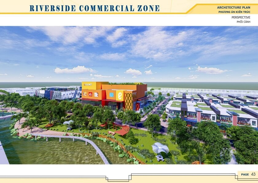 Dự án Bạc Liêu Riverside chủ đầu tư 577 tại phường 02