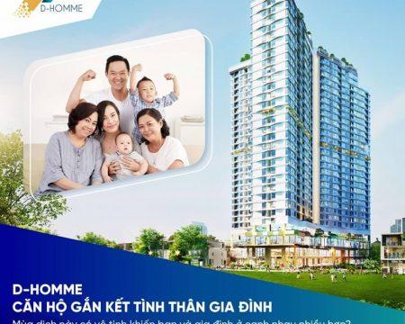 Dự án D Homme Quận 6 chủ đầu tư DHA Corp