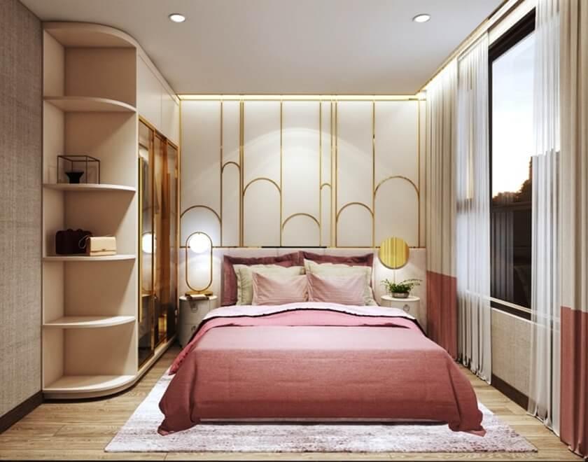 Nhà mẫu căn hộ D Homme Quận 6 chủ đầu tư DHA
