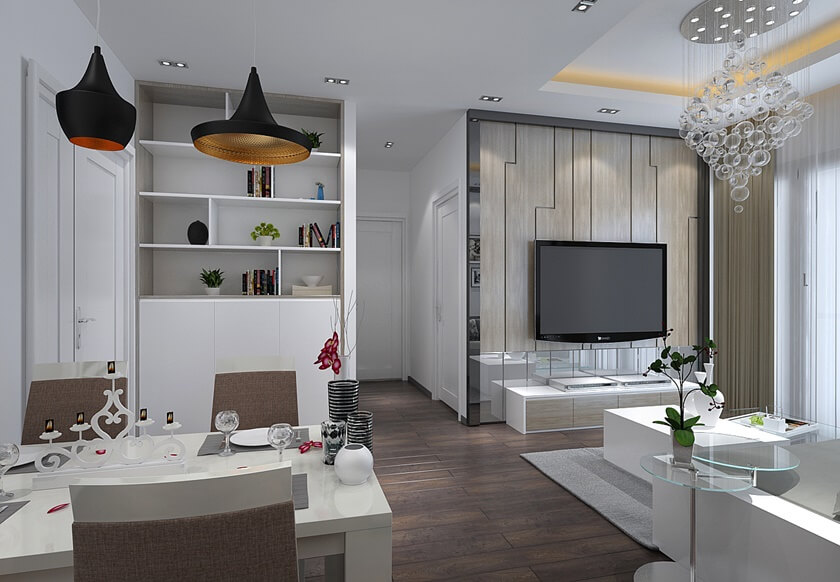 Nhà mẫu căn hộ City Gate 3 Quận 8 Chủ đầu tư 577