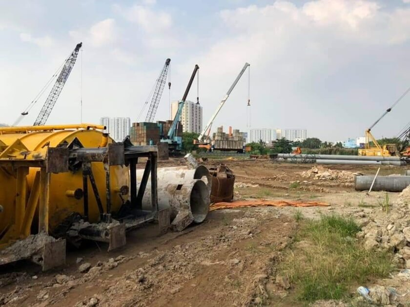 Tiến độ dự án City Gate 3 Quận 8 chủ đầu tư 577