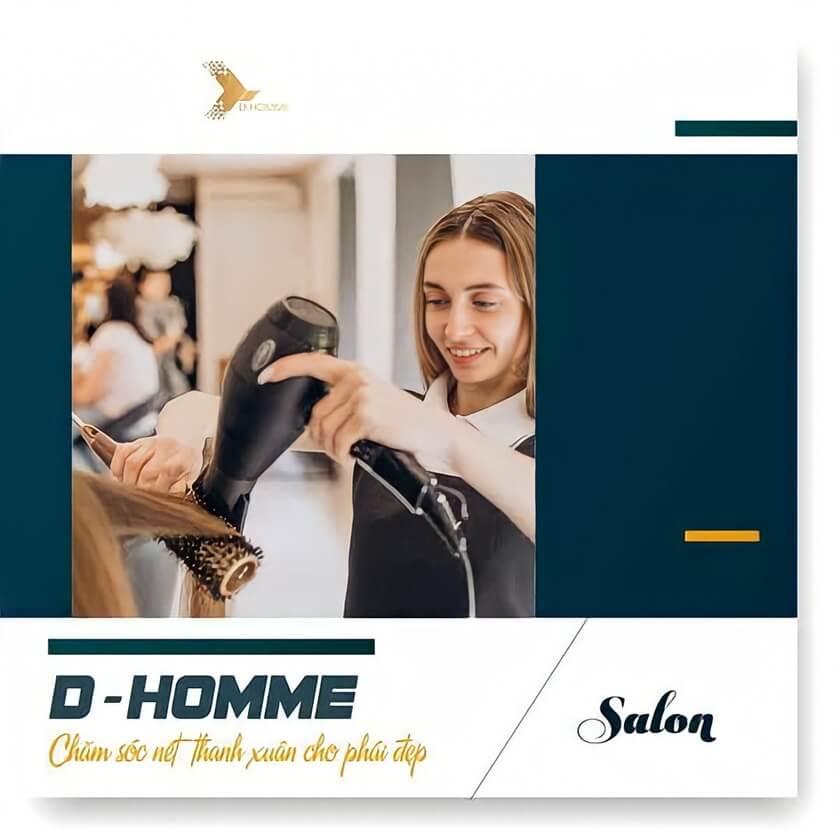 Tiện ích dự án căn hộ D-Homme Quận 6 chủ đầu tư DHA Corp