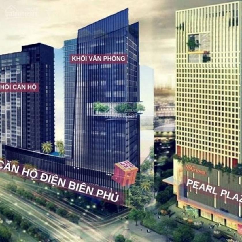 Dự án căn hộ 152 Điện Biên Phủ quận Bình Thạnh do Cii làm chủ đầu tư