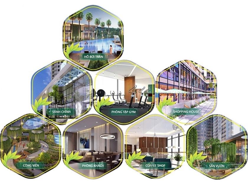 Tiện ích dự án 152 Điện Biên Phủ được đầu tư đồng bộ, bài bản cho cuộc sống tiện nghi, hiện đại