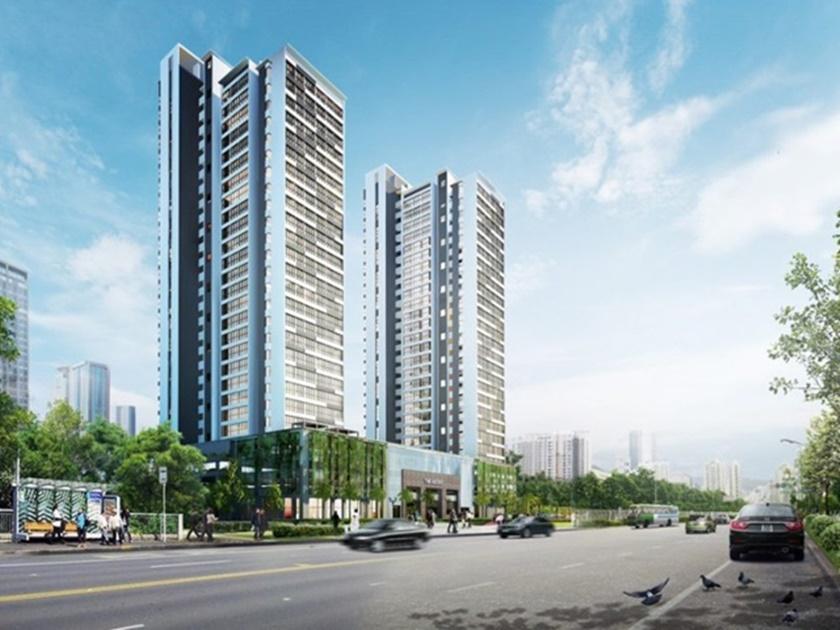 Phối cảnh dự án 152 Điện Biên Phủ chủ đầu tư CII tại Bình Thạnh