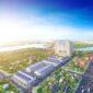 Toàn cảnh dự án căn hộ The Peak Garden Quận 7 chủ đầu tư Hưng Lộc Phát
