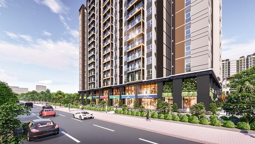 Khu vực tiện ích căn hộ City Gate 5 Võ Văn Kiệt Bình Chánh - Chủ đầu tư 577