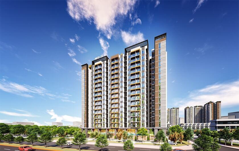Dự án City Gate 5 - NBB 2 Bình Chánh - Chủ đầu tư 577 (NBB)
