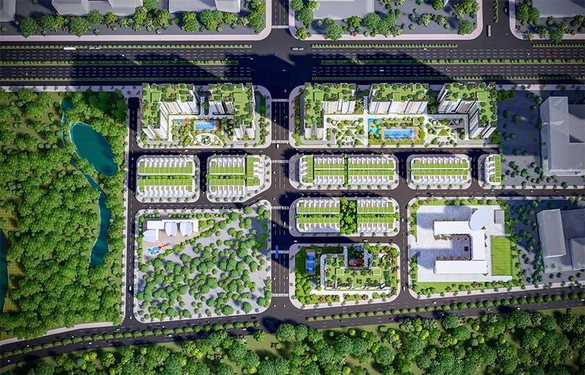 Dự án City Gate 5 Bình Chánh sở hữu vị trí đắc địa, nhiều tiềm năng tăng giá trong tương lai