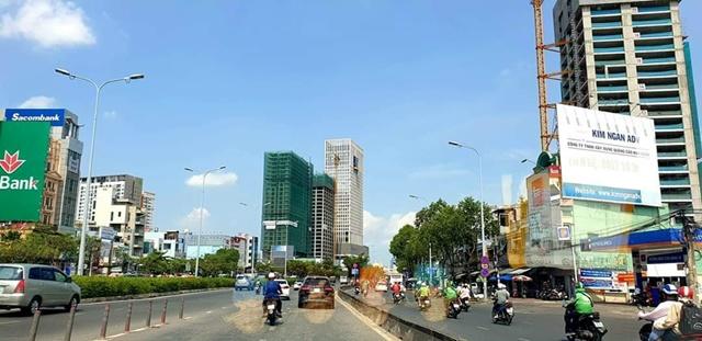 Tiến độ dự án 152 Điện Biên Phủ cập nhật tháng 05/ 2021