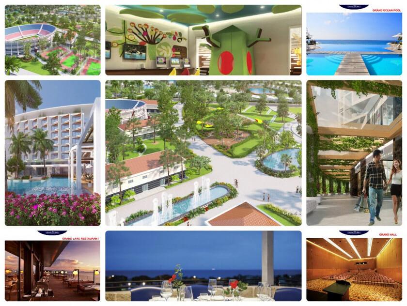 Vinpearl Grand World Phú Quốc là dự án mang nhiều tiện ích đẳng cấp.